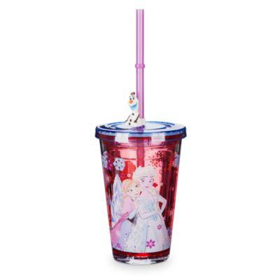 Die Eiskönigin - völlig unverfroren - Strohhalm-Becher