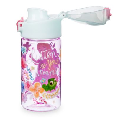 Rapunzel - Neu verföhnt - Wasserflasche mit Klappkappe