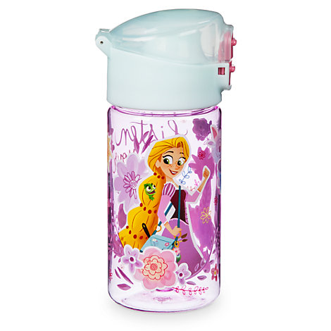 Tangled Flip Top Water Bottle