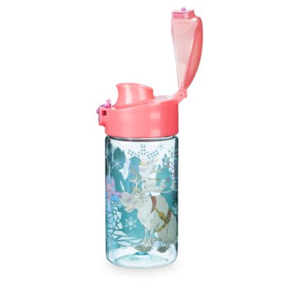 Frozen Flip Top Water Bottle