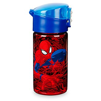 Spider-Man Flip Top Water Bottle