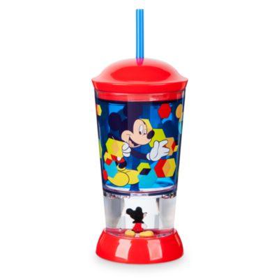 Vaso con base tipo cúpula Mickey Mouse
