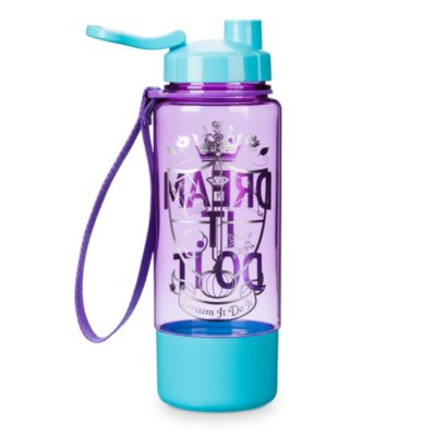 Disney Princess Sports Bottle With Storage Compartment