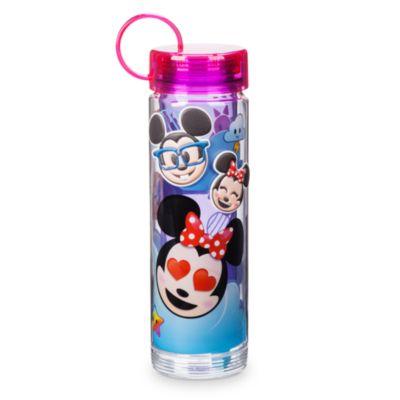 Disney Emoji Mickey and Friends Water Bottle
