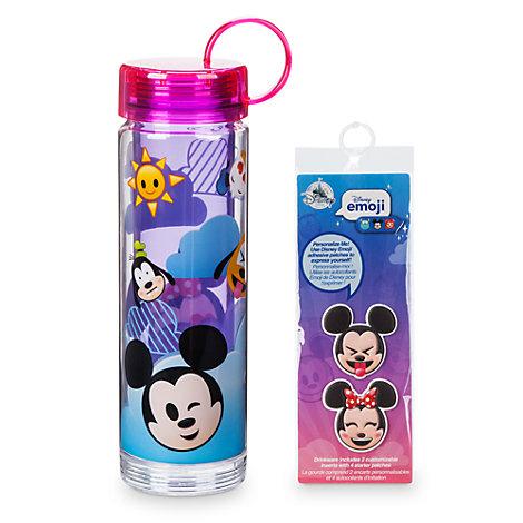 Bottiglia per l'acqua Topolino e i suoi amici Disney Emoji