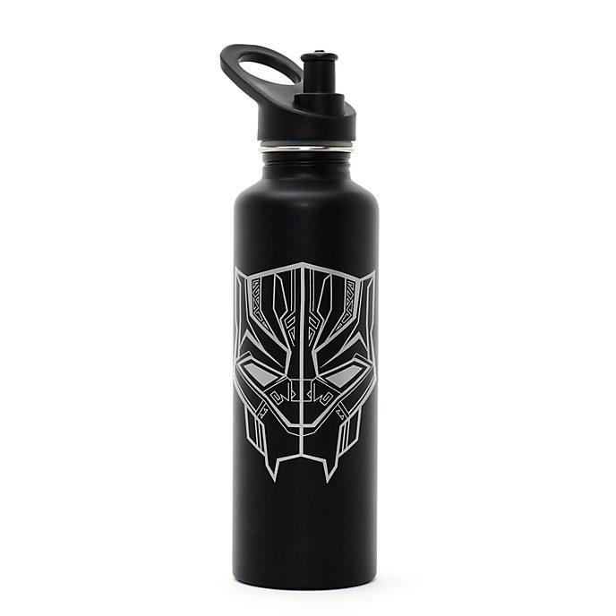 Black Panther - Wasserflasche aus rostfreiem Edelstahl