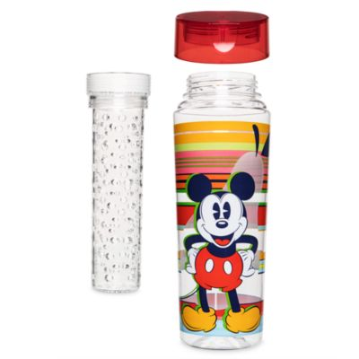 Gourde infuseur à fruits Mickey Mouse, Summer Fun
