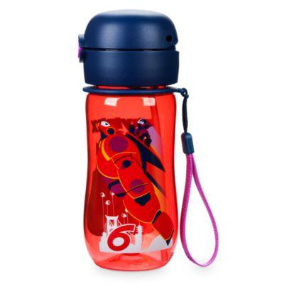 Botella rellenable con tapa abatible Baymax, Big Hero 6