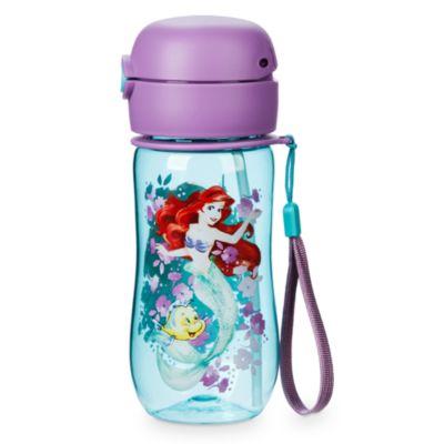 The Little Mermaid Flip Top Water Bottle