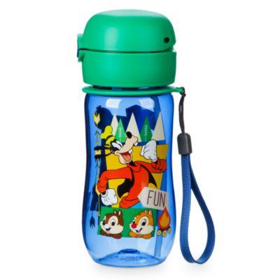 Bottiglia per l'acqua con coperchio ribaltabile Topolino e i suoi amici