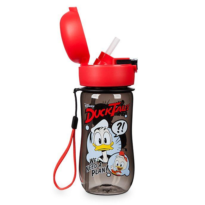 Disney Store DuckTales Flip Top Water Bottle