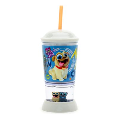 Gobelet fantaisie avec dôme, Puppy Dog Pals