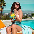 Disney Store Gonfiabile per piscina Flounder Oh My Disney La Sirenetta