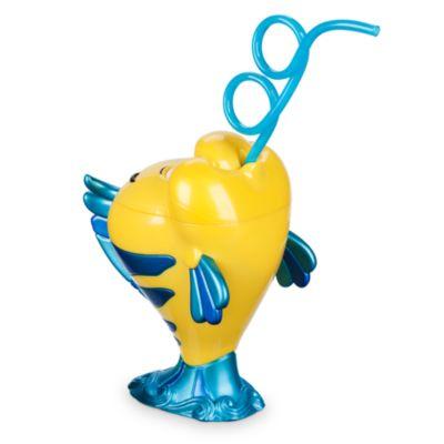 Bicchiere Oh My Disney Flounder, La Sirenetta