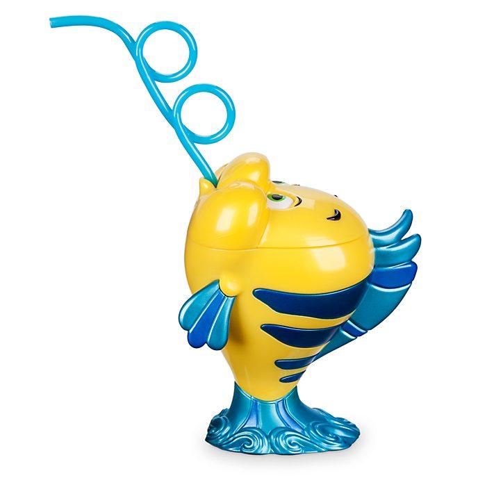 Vaso Flounder, La Sirenita, Oh My Disney, Disney Store