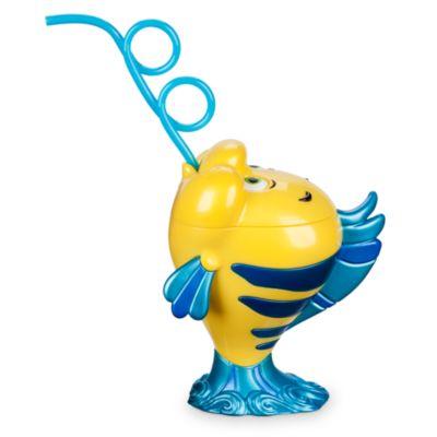 Vaso Flounder, La Sirenita, Oh My Disney