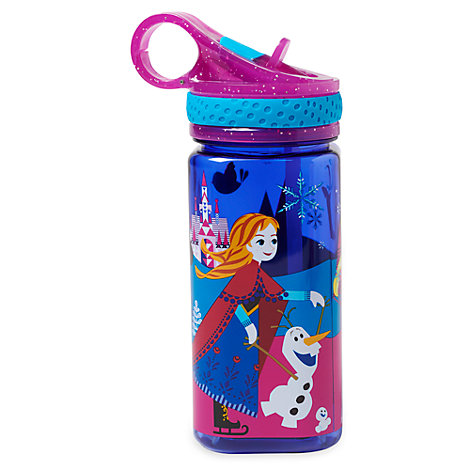 Disney Store Frozen Water Bottle