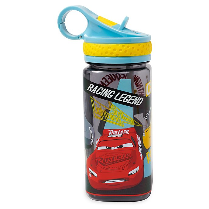 Disney Store Disney Pixar Cars Water Bottle