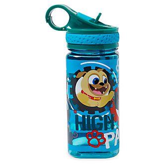 Botella de agua Bingo y Rolly, Disney Store