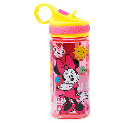 Disney Store Minnie Mouse Water Bottle