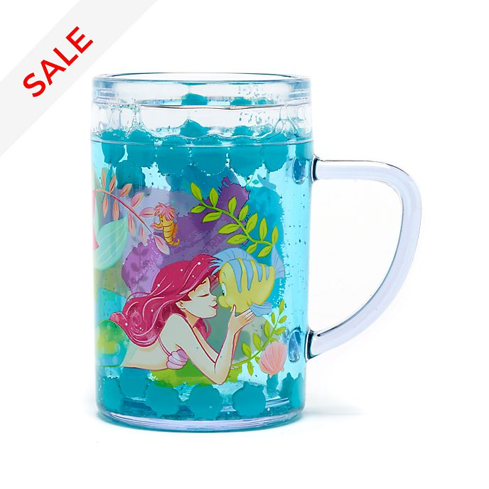 Disney Store The Little Mermaid Cup