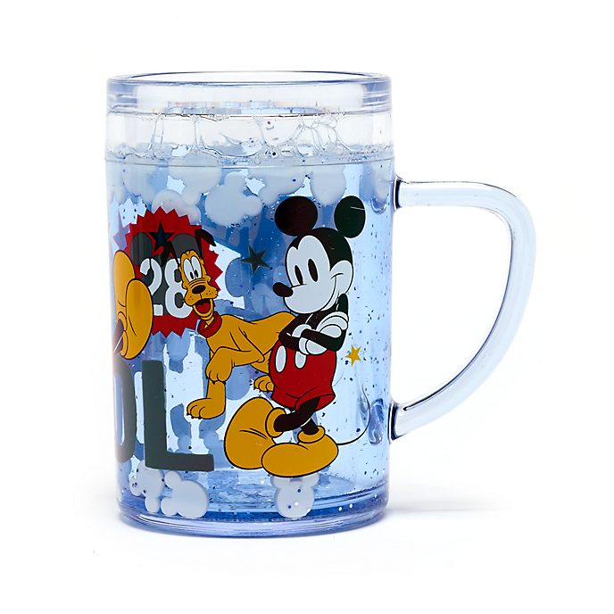 Disney Store Mickey and Pluto Cup