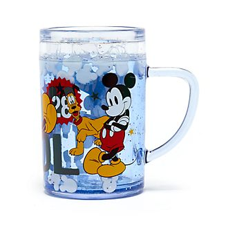 Taza Mickey y Pluto, Disney Store