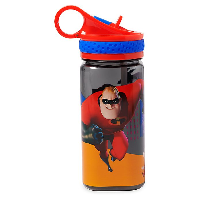 Disney Store Incredibles Water Bottle