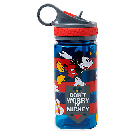 Disney Store Mickey Mouse Water Bottle