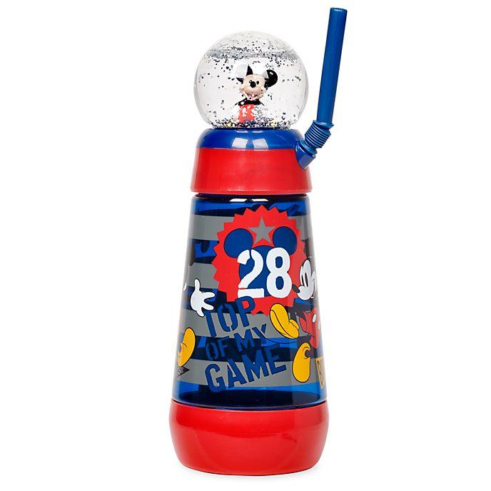 Disney Store Mickey Mouse Globe Tumbler