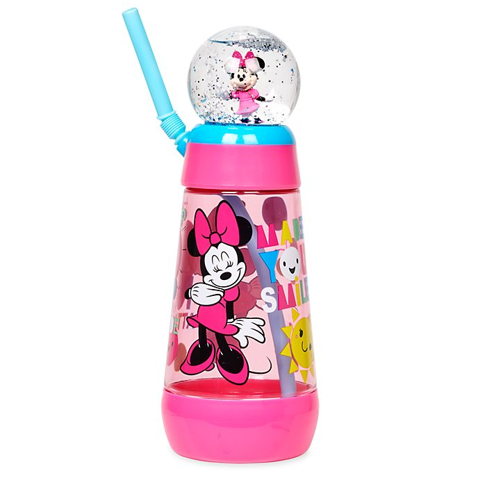 Disney Store Minnie Mouse Globe Tumbler