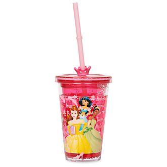 Bicchiere con cannuccia Principesse Disney, Disney Store