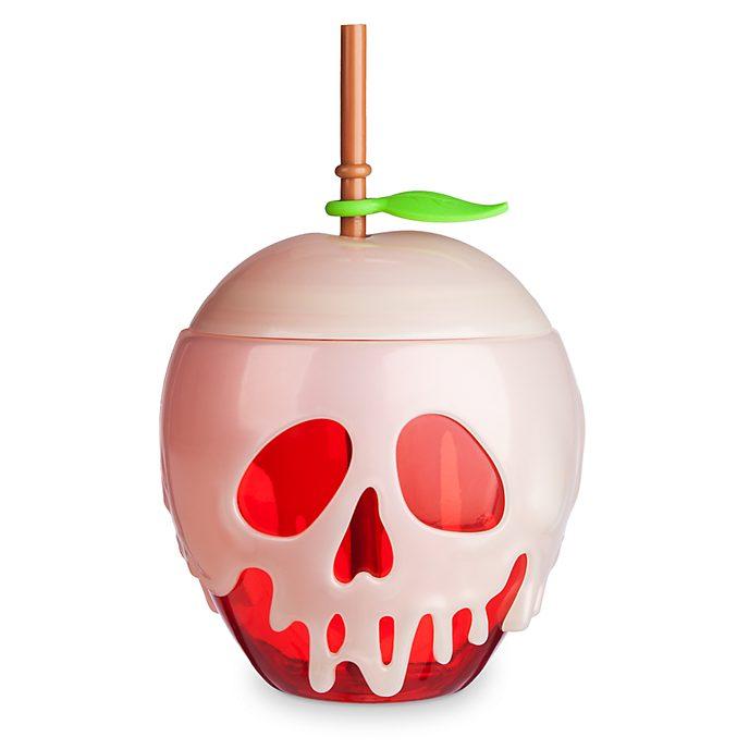 Disney Store Gourde ornée de la pomme empoisonnée, collection Oh My Disney