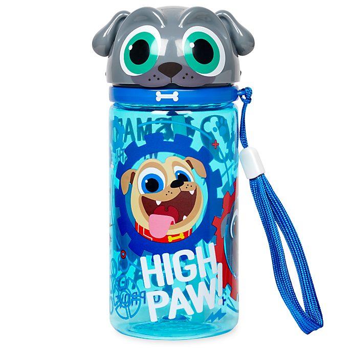 Disney Store Bingo Water Bottle, Puppy Dog Pals