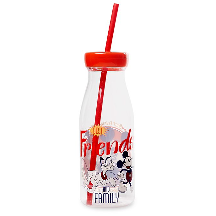 Disney Store Mickey and Pluto Fall Fun Bottle