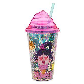 Disney Store Bicchiere con cannuccia Ralph Spaccatutto 2