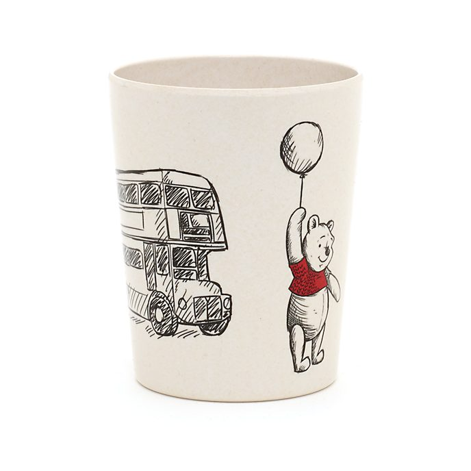 Disney Store Winnie the Pooh Cup, Christopher Robin