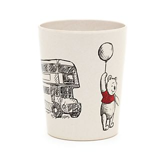 Taza Winnie the Pooh, Christopher Robin, Disney Store