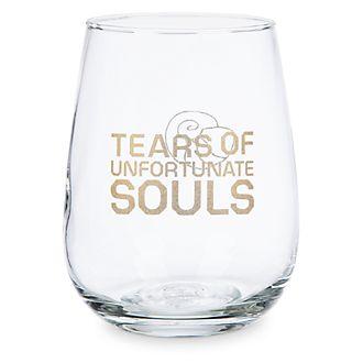 Disney Store Ursula Stemless Glass