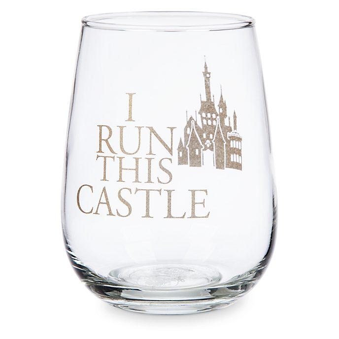 Disney Store - Disney Prinzessin - Trinkglas (ohne Stiel)
