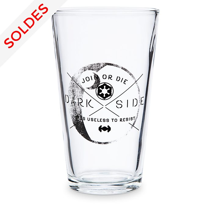 Disney Store Grand verre Star Wars