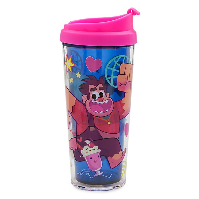 Disney Store Wreck-It Ralph 2 Travel Mug
