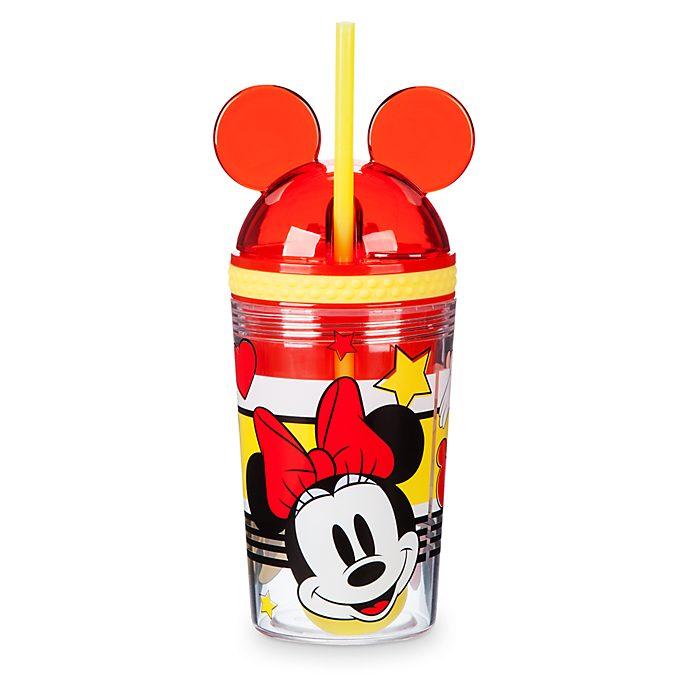 Disney Store Boîte à encas et gobelet MinnieMouse, collection Disney Eats
