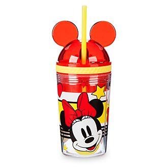 Disney Store Minnie Mouse Disney Eats Snack Pot and Tumbler