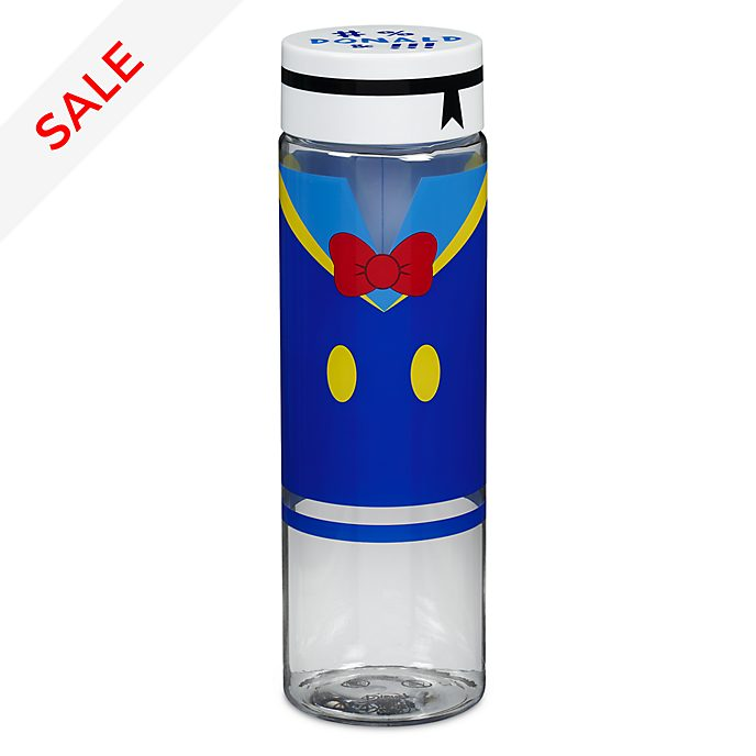 Disney Store Donald Duck Water Bottle