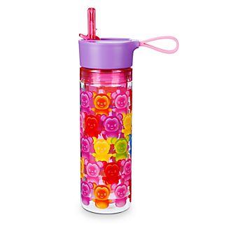 Botella agua oso gominola, Mickey y Minnie, Disney Store