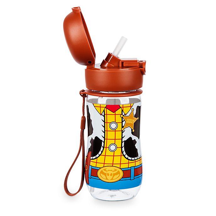 Botella con tapa abatible Woody, Disney Store