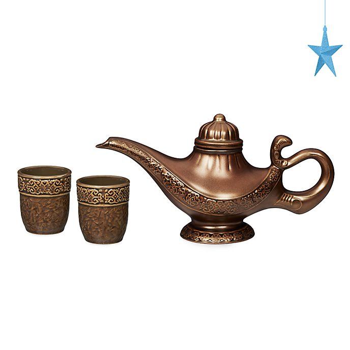 Set para el té Aladdín, Disney Store