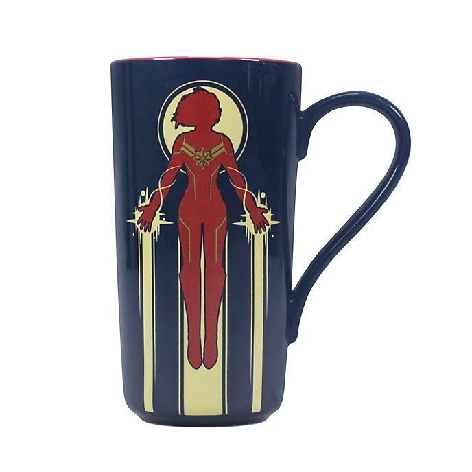 Captain Marvel Mug
