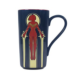 Tazza Capitan Marvel